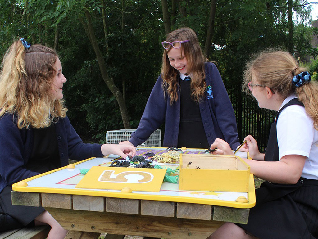 Outdoor Learning Workshops – Social Distancing –  Primary Schools