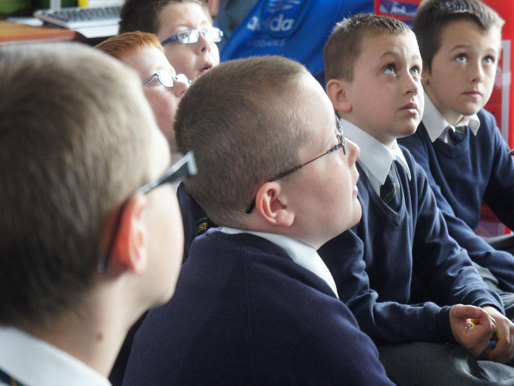 Maths Workshops for Schools in Ireland