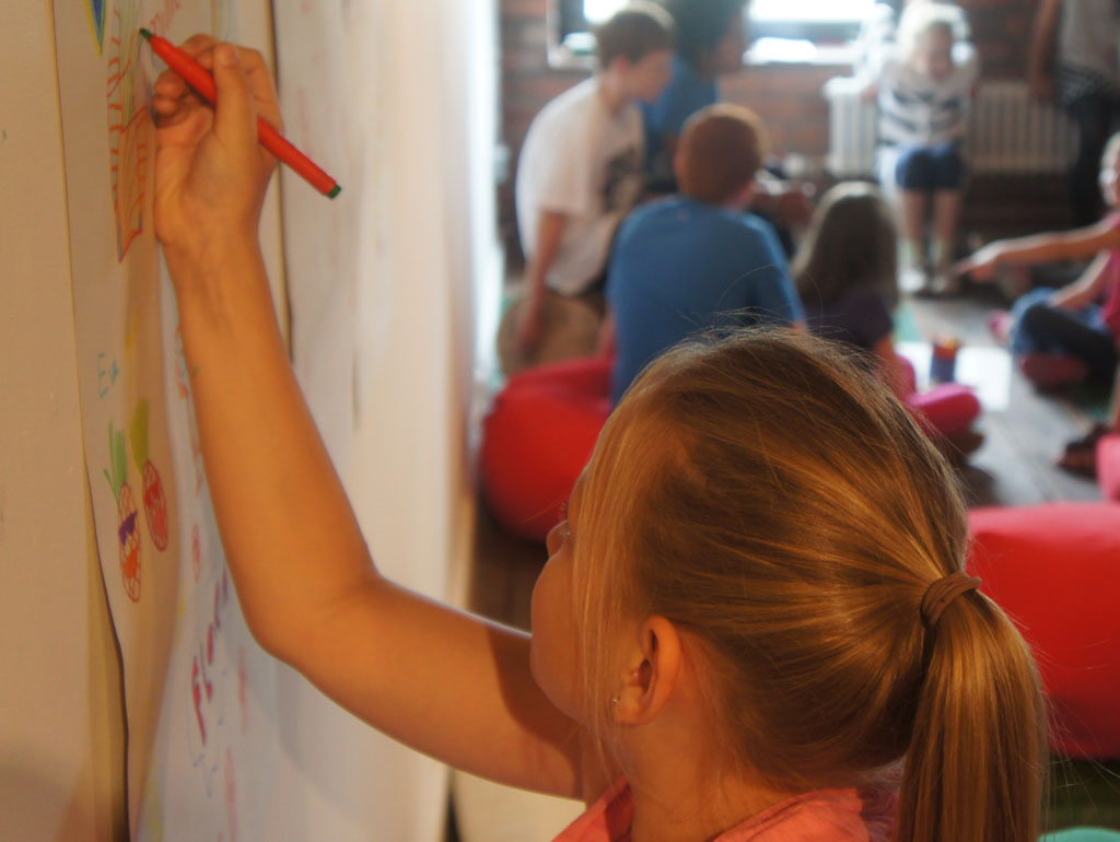 Creative Literacy Programmes for Primary Schools