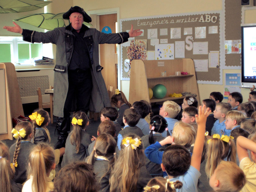Science Workshops for Schools in Ireland