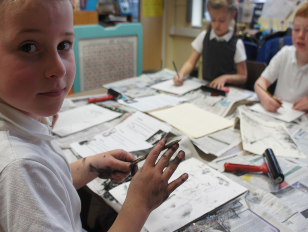 Case Study: On the Look Out – Liverpool Schools Visual Arts Programme