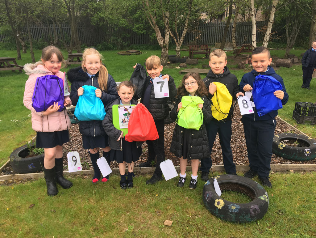 Outdoor Maths Trail Resource  – now available to buy!
