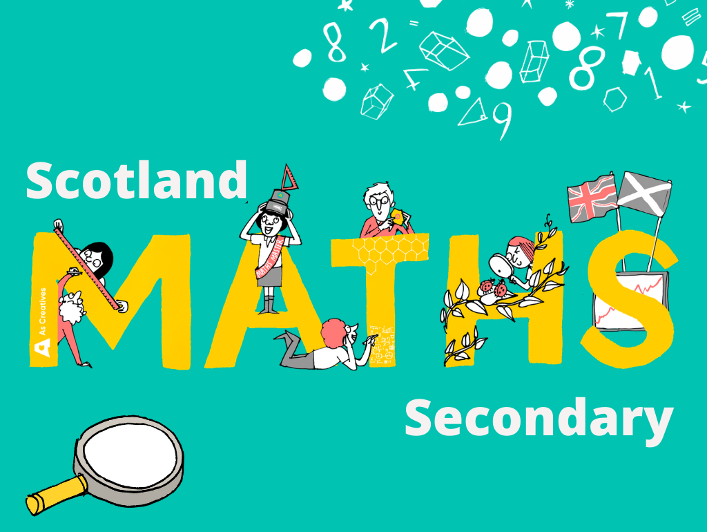 Live Streamed & In-Person Maths Workshops for Secondary Schools in Scotland