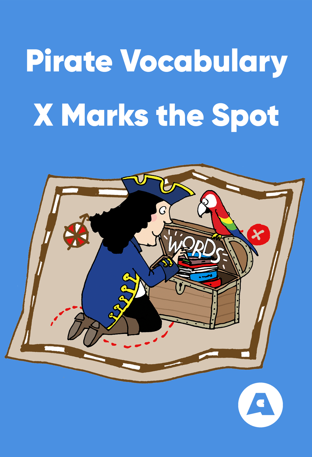 Teaching Resource: Pirate Vocabulary – X Marks the Spot!