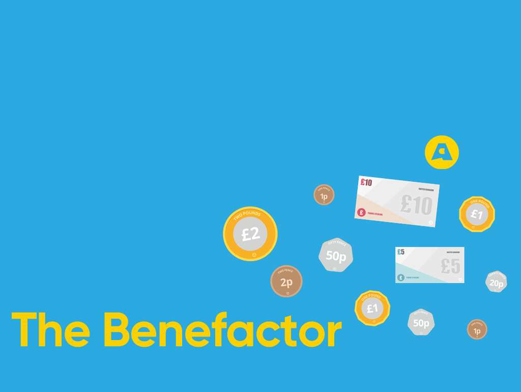 New! Whole-School Maths: The Benefactor