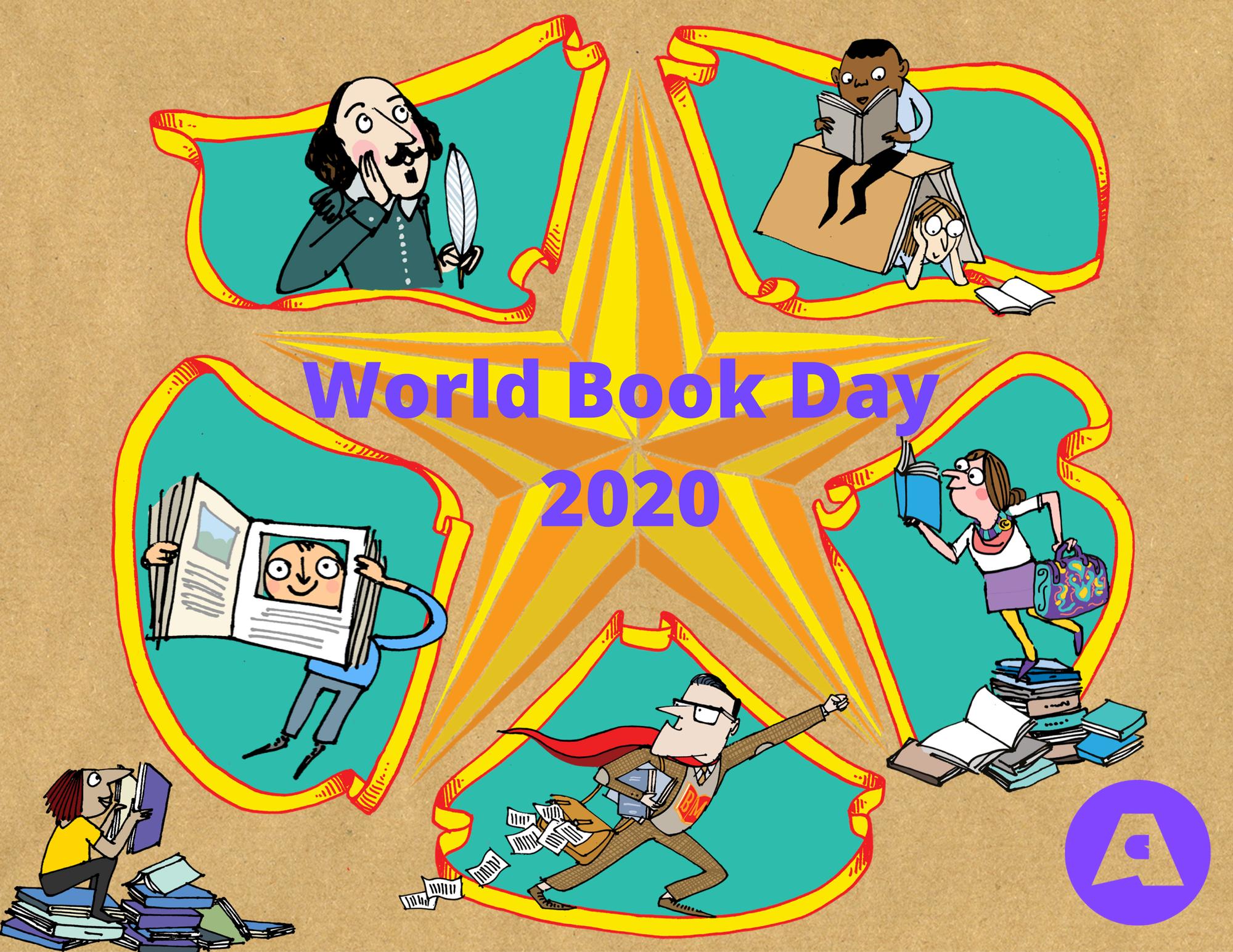 World Book Day 2020 – Last Few School Slots Remaining!