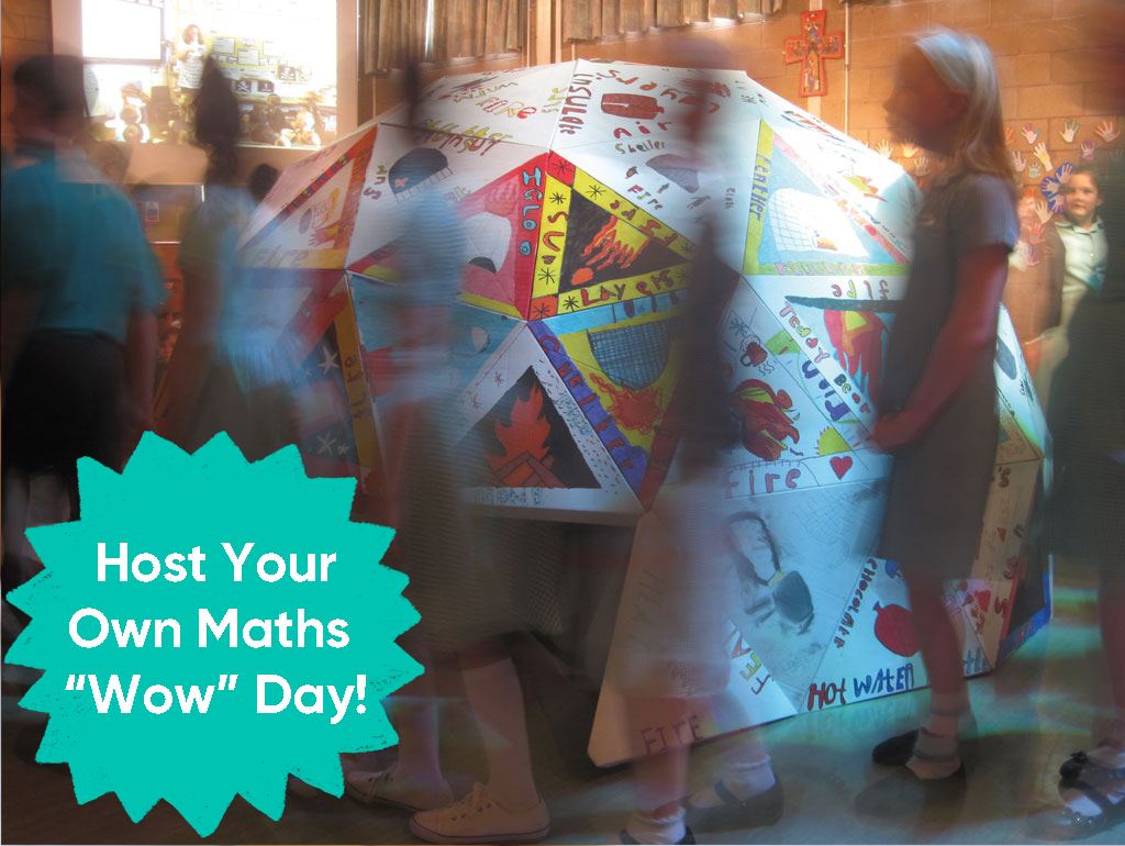 Maths Week Ireland 10th – 18th 2020 – Socially Distanced, Digital and Live Maths Workshops for Primary Schools in Scotland