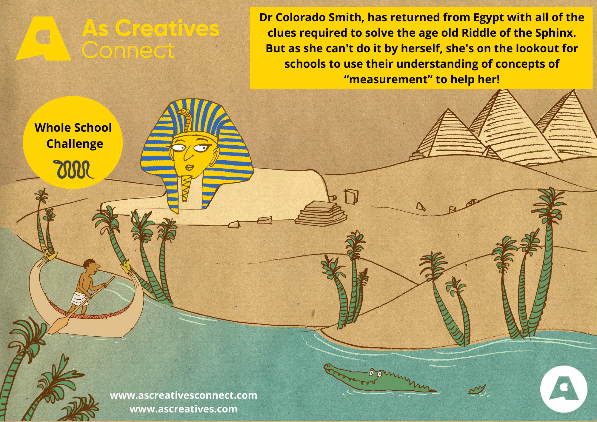 Host your own Space, Egyptian or Money-themed Maths day! Digital Maths Packages