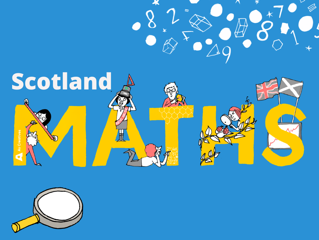 Maths Programmes for Primary Schools in Scotland – Live Streamed & In-Person Workshops and Pre-Recorded Digital Maths Packages
