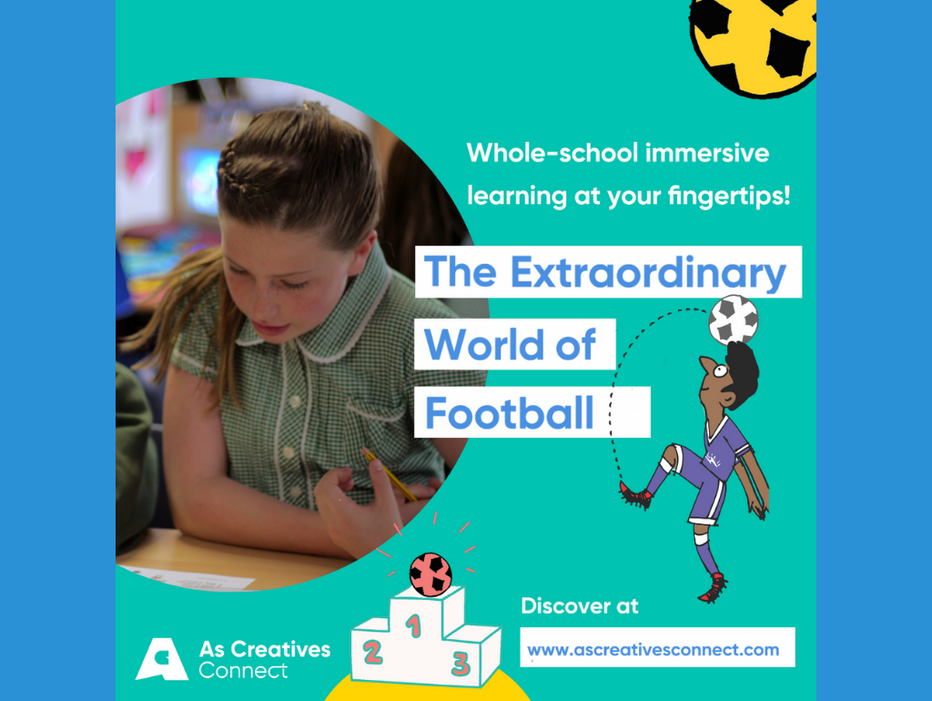 The Extraordinary World of Football – Football-themed Teaching Resources