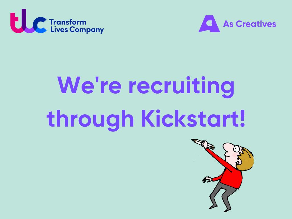 Job Opportunity through Kickstart – Digital Marketing Assistant