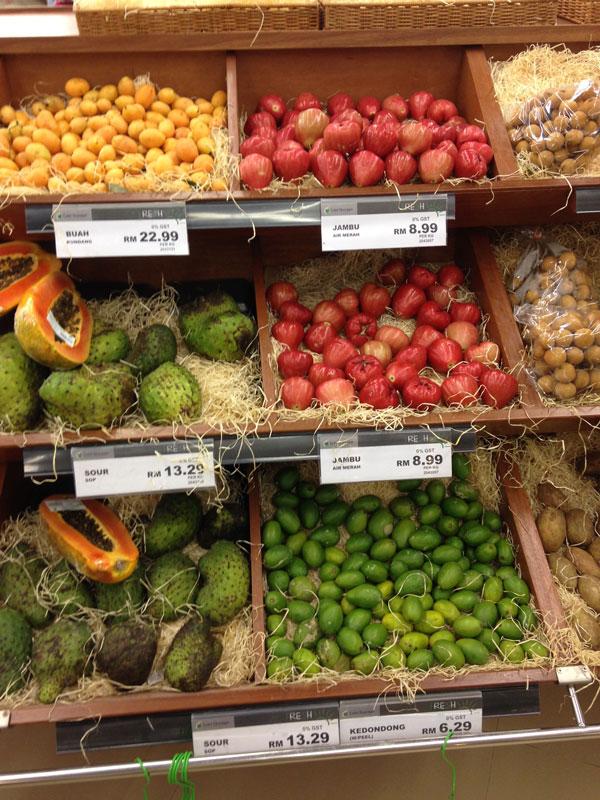 Spot the Loman Fruit