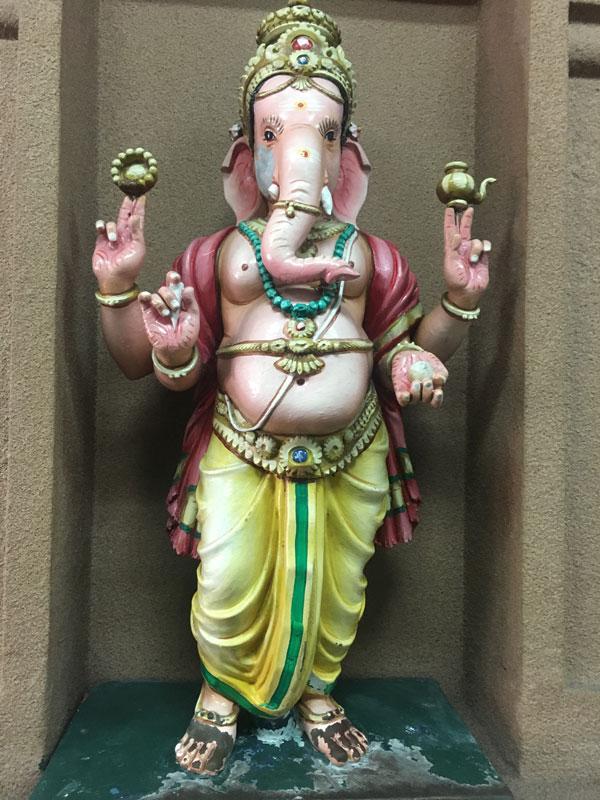 Ganesh, Patron of Arts and Sciences