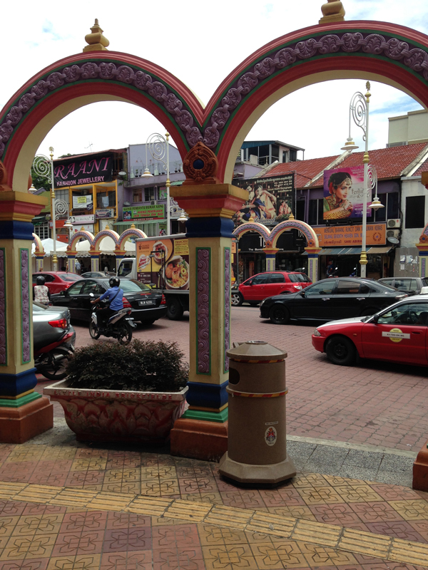 To get an authentic taste of a city, of course, you need to eat like the locals – and in Little India that means with your fingers