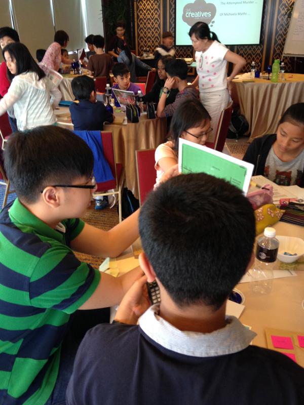 Using storytelling to explore maths