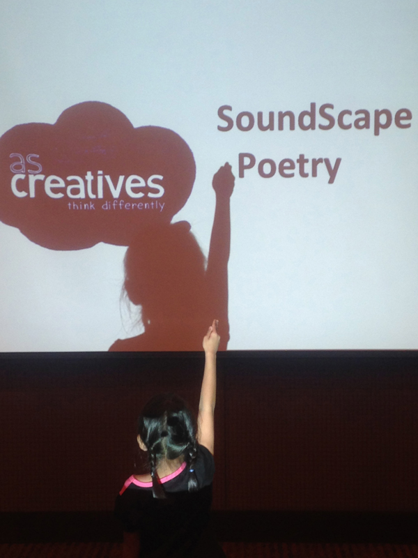 Soundscape Poetry Workshop