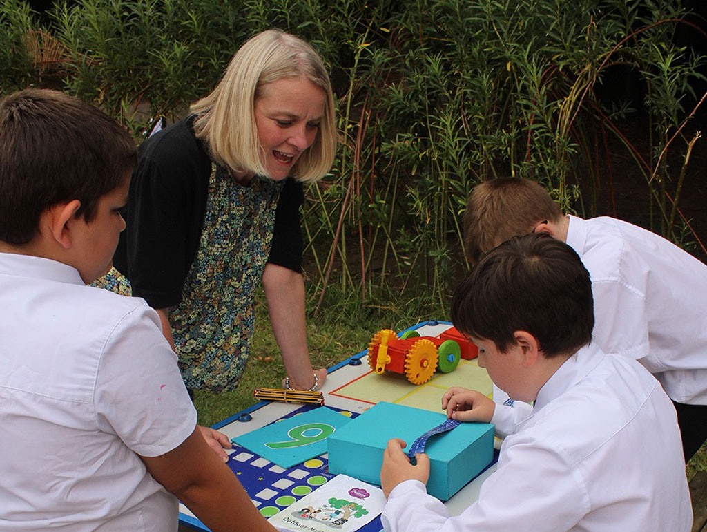Outdoor Maths for Summer Term – reserve your date!