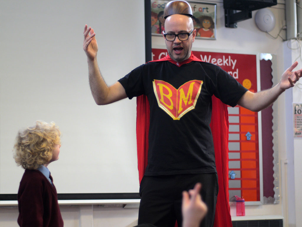 World Book Day 2019 – New School Workshops!