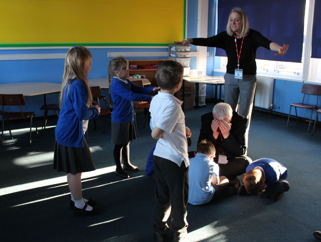 School Workshops for Shakespeare Week 2019