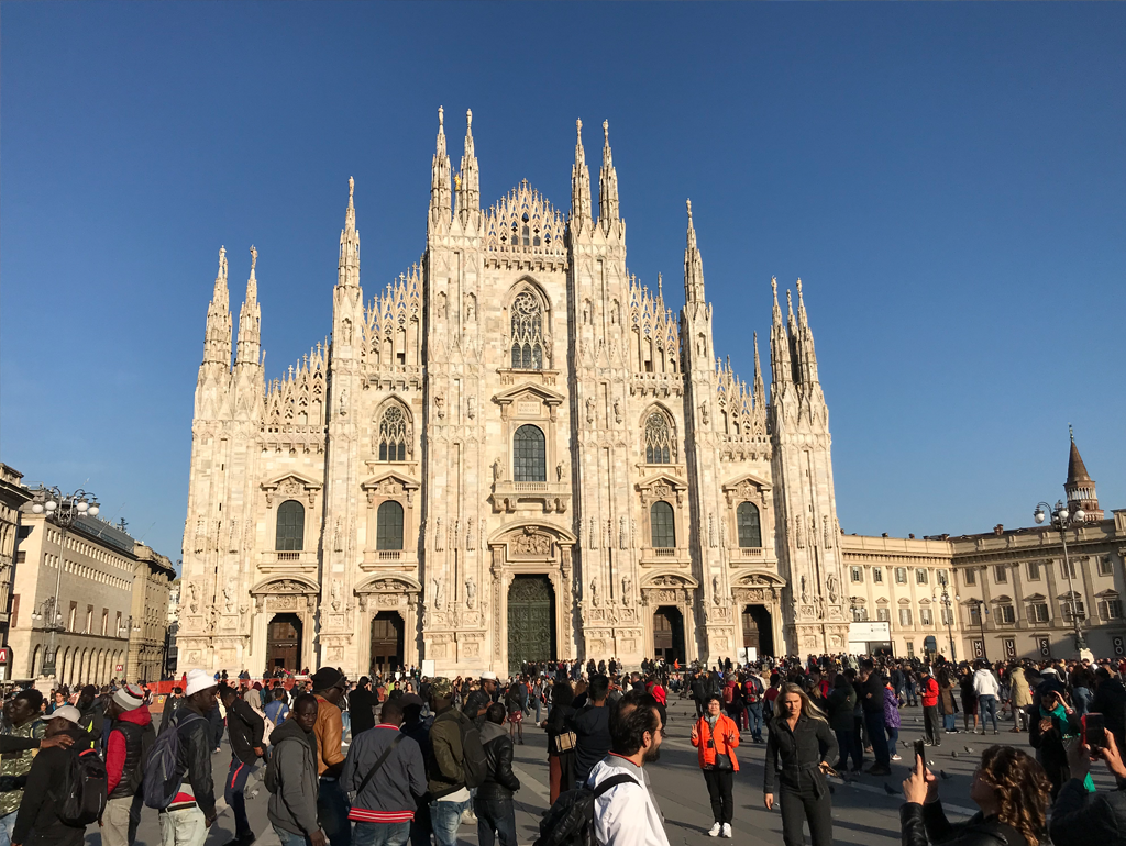 Top 5 Things I Learned in Milan